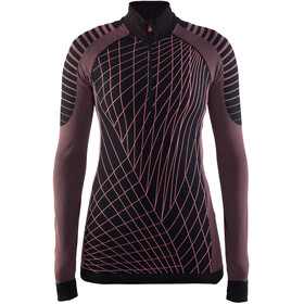 Craft W's Active Intensity Zip Shirt Rich/Panic